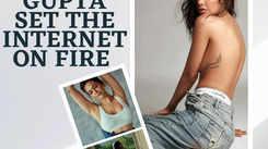 4 times Esha Gupta set the internet on fire