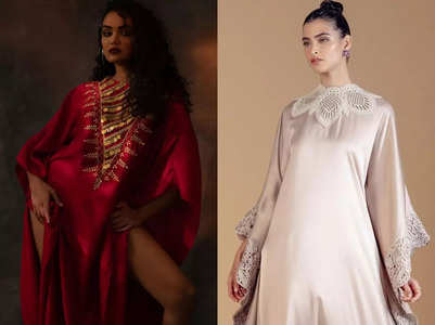 How to pick the right kaftan