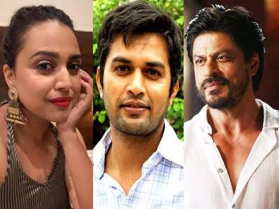 Swara praises Akhil Katyal's poem for SRK