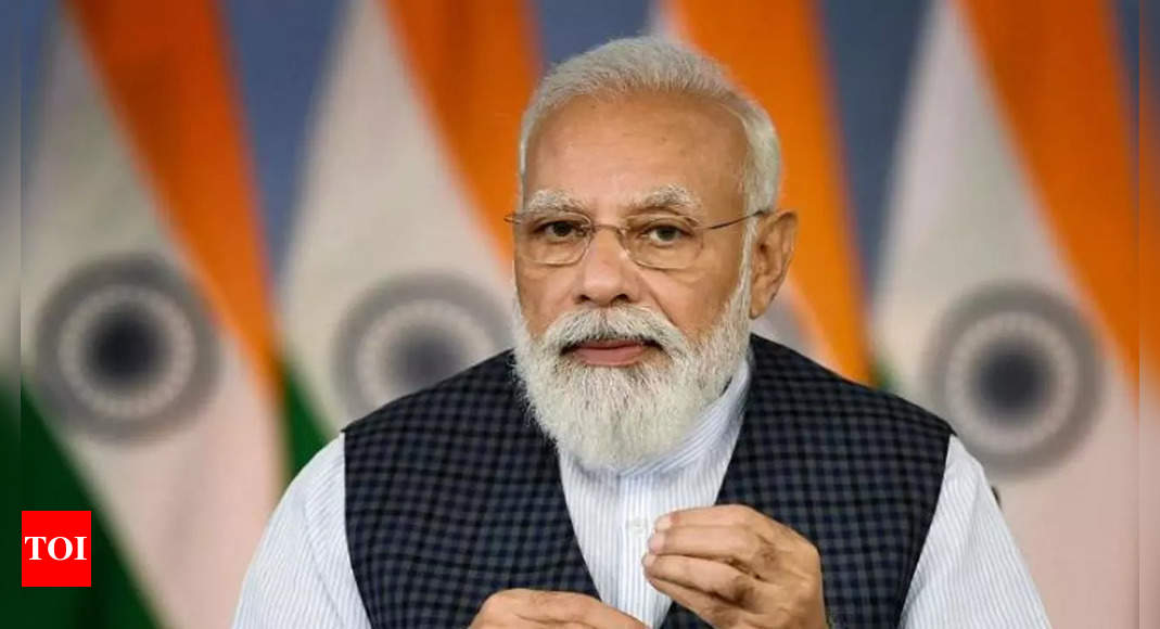 India has never seen such a 'decisive government', says PM Narendra Modi