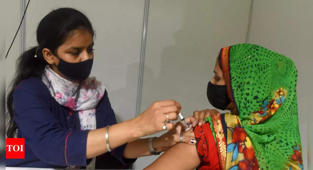 Covid vaccination coverage has crossed 95.8 crore: Government