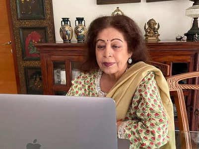 Kirron Kher on working during cancer treatment