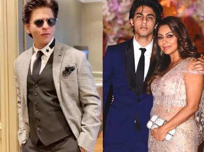 SRK-Gauri sleepless after son Aryan's arrest