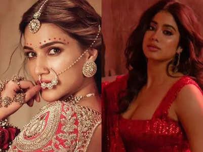 Best red lehengas worn by Bollywood divas