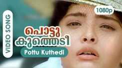 Check Out Popular Malayalam Music Video Song 'Pottu Kuthedi' From Movie 'Raavanaprabhu' Starring Vasundhara Das And Jagadish