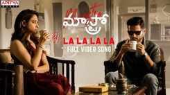 Maestro | Song - La La La