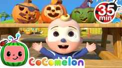 Nursery Rhymes in English: Children Video Song in English 'Pumpkin Time'