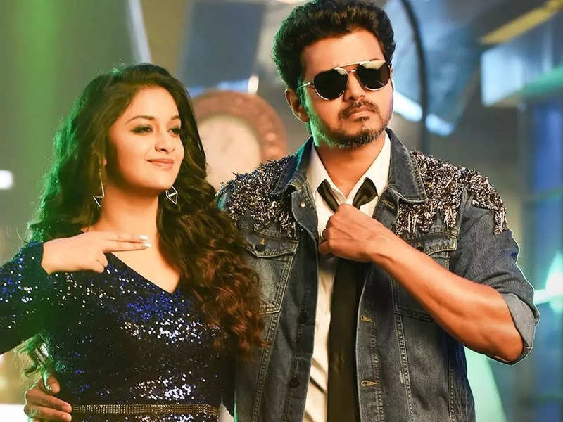 Keerthy Suresh to star opposite Vijay for the third time in 'Thalapathy 66'
