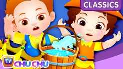 English Nursery Rhymes: Kids Video Song in English 'Jack And Jill'