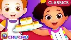 English Nursery Rhymes: Kids Video Song in English 'Hot Cross Buns'