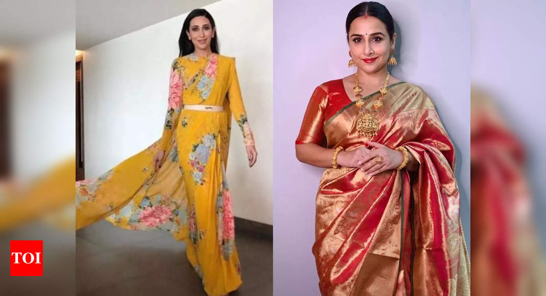 Bollywood inspired outfits for Navratri 2021 – Times of India