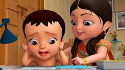 Nursery Rhymes in Telugu: Children Video Song in Telugu 'Chinnu and Chitti - అక్క తమ్ముడు పాట'