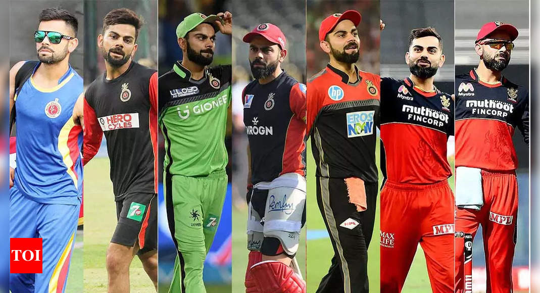 Virat Kohli's IPL journey as RCB captain: What the numbers say | Cricket News – Times of India