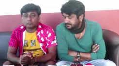 Bhojpuri actors Mahesh Acharya and Subodh Seth talk about their upcoming movie 'Purvanchal'