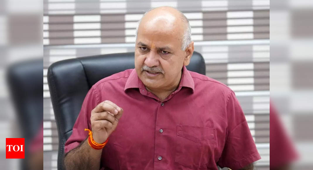 , SoSE readying students for jobs of future, says Sisodia, The World Live Breaking News Coverage & Updates IN ENGLISH