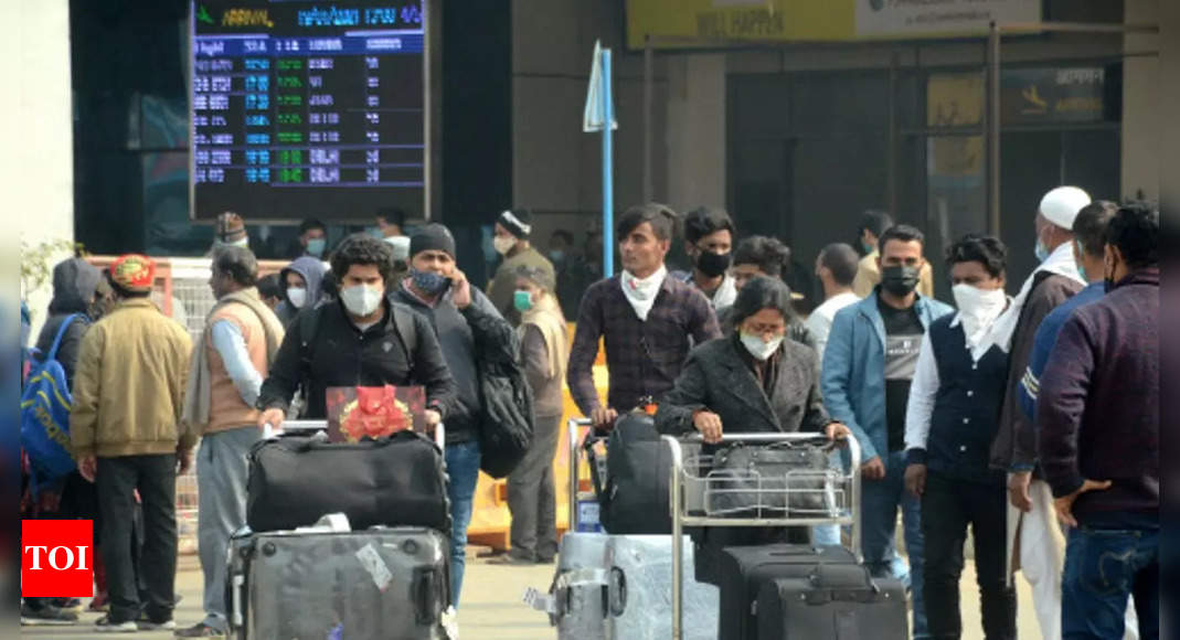Domestic flights allowed to operate at full capacity from October 18