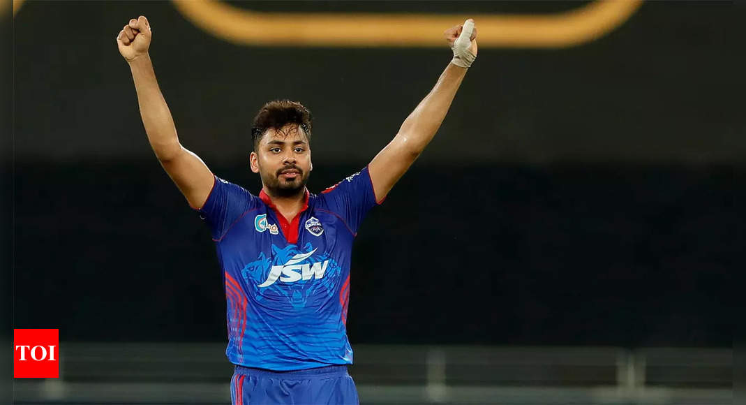 T20 World Cup: Avesh Khan set to join Team India as net bowler | Cricket News – Times of India