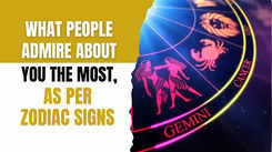 What people admire about you the most, as per zodiac signs