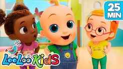 Watch Popular Kids English Nursery Song 'Kindergarten Action and Many More' for Kids - Check Out Fun Kids Nursery Rhymes And Baby Songs In English