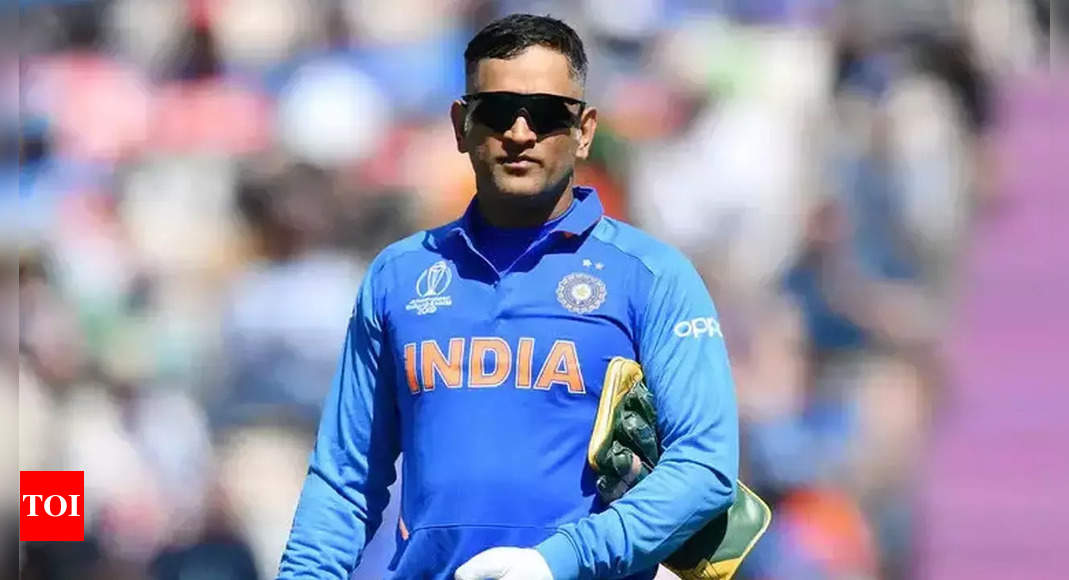 , Dhoni won't charge any fee for being mentor of team: Ganguly, The World Live Breaking News Coverage & Updates IN ENGLISH