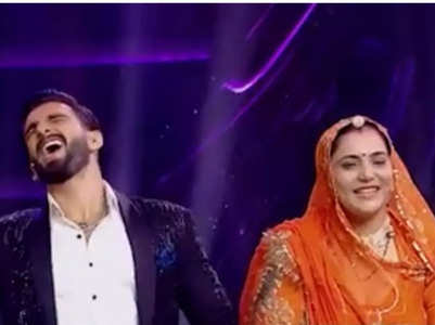 TBP: Ranveer says ILY to his wife every day
