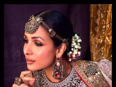 Malaika's sarees that deserve your attention