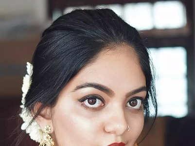 Gorgeous pictures of Ahaana Krishna