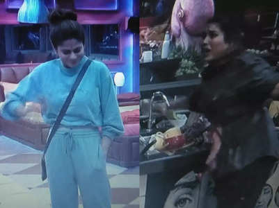 BB 15: Afsana drinks oil instead of water