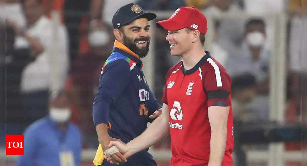 , Eoin Morgan, Virat Kohli target T20 World Cup title legacy, The World Live Breaking News Coverage & Updates IN ENGLISH