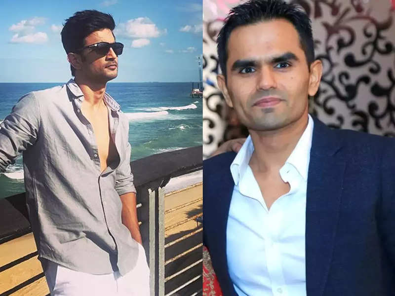 Sushant Singh Rajput's fan from London lauds NCB's Sameer Wankhede for his efforts in Aryan Khan case