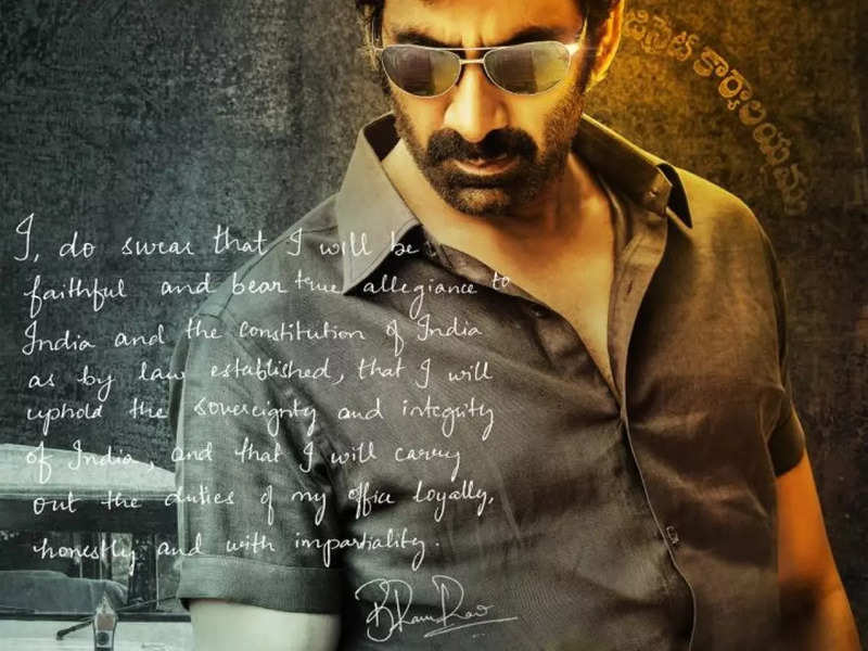 Ravi Teja gears up for the final schedule of Ramarao on Duty: Songs to be shot in Europe
