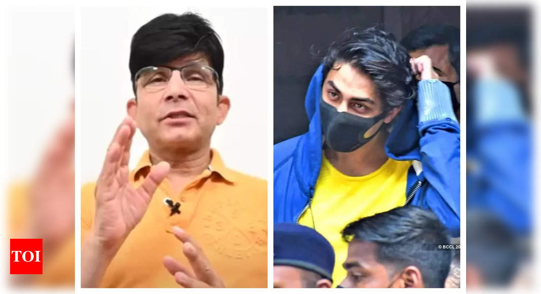 KRK says star kids want to leave India