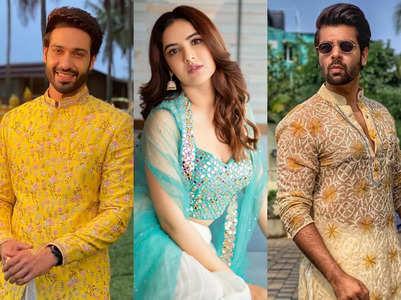 TV celebs share songs on Navratri playlist