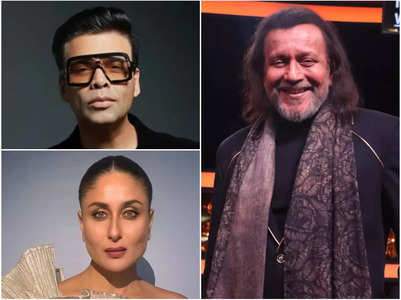 KJo joins Mithun Chakraborty on Hunarbaaz