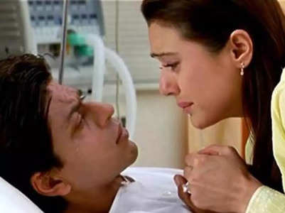 SRK hated his death scene in 'Kal Ho Naa Ho'