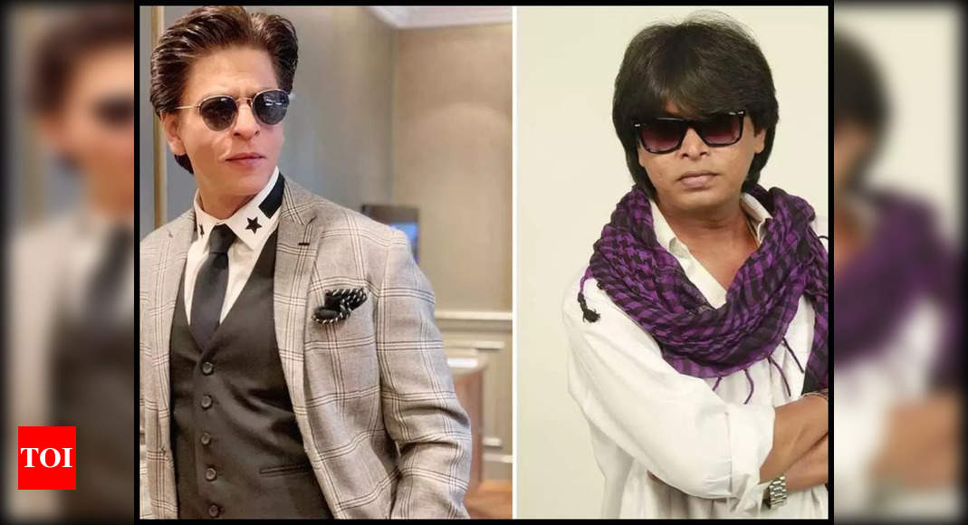 SRK's lookalike on Aryan Khan's arrest