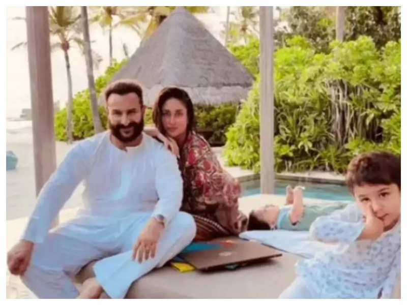 Saif Ali Khan reveals Taimur has become more responsible after baby brother Jeh's arrival