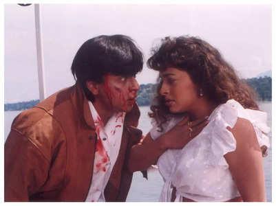SRK not first choice for Darr: Juhi