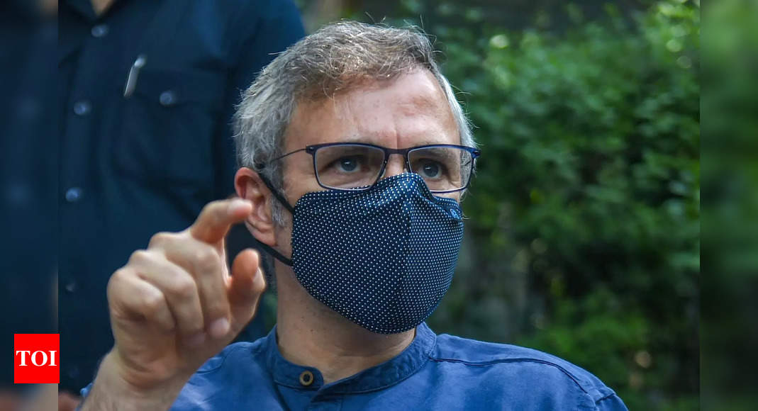 Govt needs to give sense of security to people cutting across religions in J&K: Omar Abdullah
