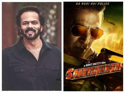 Rohit Shetty in new Sooryavanshi promo?