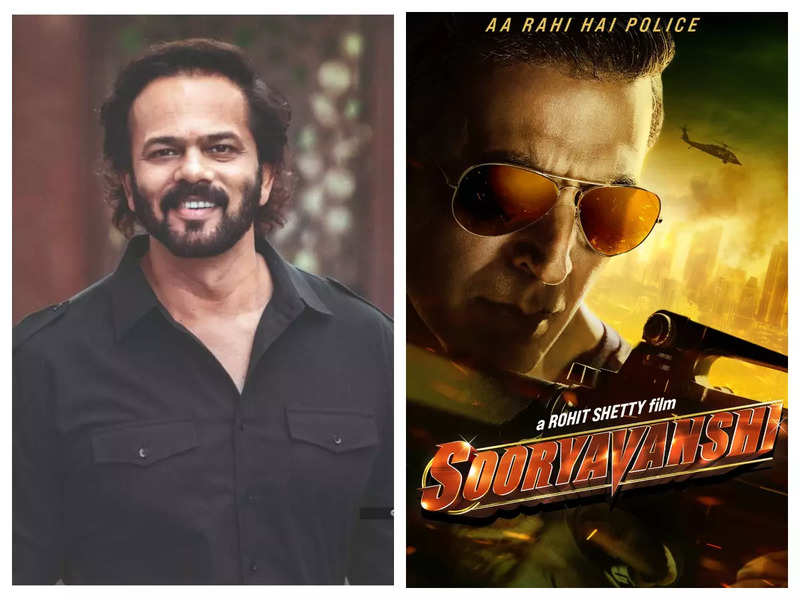 Is a new promo of 'Sooryavanshi' featuring Rohit Shetty speaking on camera, on the way? Exclusive!