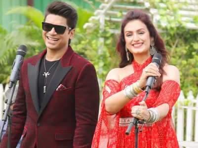Akriti-Shaan on their Durga Puja special song