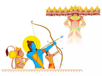 Happy Dussehra 2021: Pictures and Greeting Cards