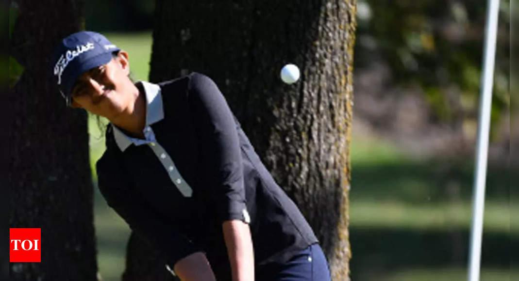 Tvesa Malik, Aditi Ashok and Diksha Dagar feature in Aramco Series in New York | Golf News – Times of India