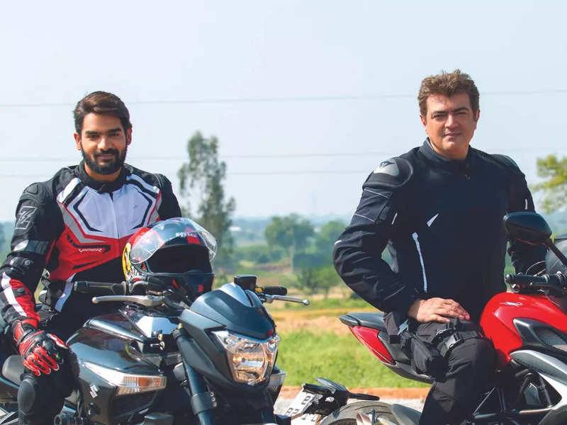 Ajith and Kartikeya to play friends-turned-foes in 'Valimai'
