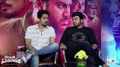 Special interview: Team 'Mahasamudram'