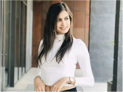Puja Sharma makes her debut on TV