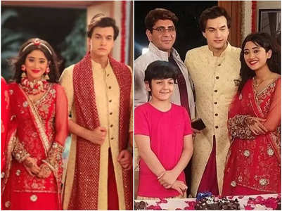 PICS: Mohsin wraps up the shoot of Yeh Rishta