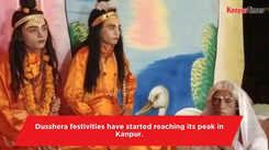 Ramleela being staged in Kanpur