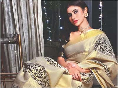 Mouni: Miss celebrating Durga Puja with my dad